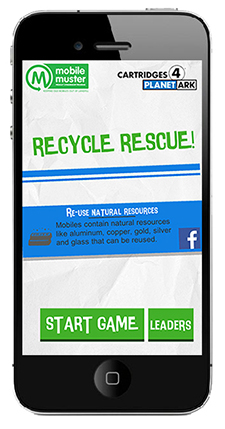 Recycling app recycle rescue resized