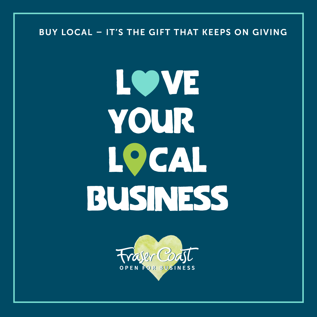 Buy local love your local